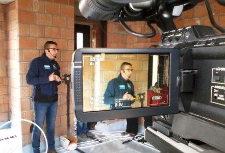 Video streamen voor Sack Zelfbouw
