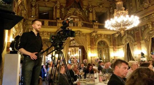 Camerawerk in Opera Gent