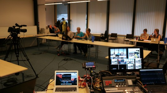 Live streaming EU-seminar