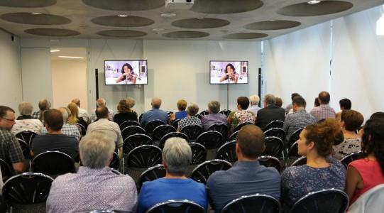 Eventvideo opening Sociaal Huis Halle