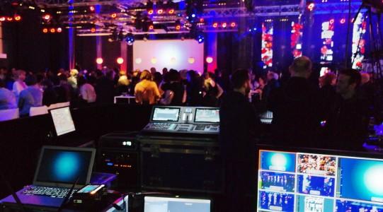 Ambiance in Flanders Expo - Personeelsfeest AZ Maria Middelares